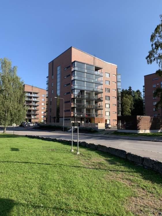 Vuoripojankatu Lahti